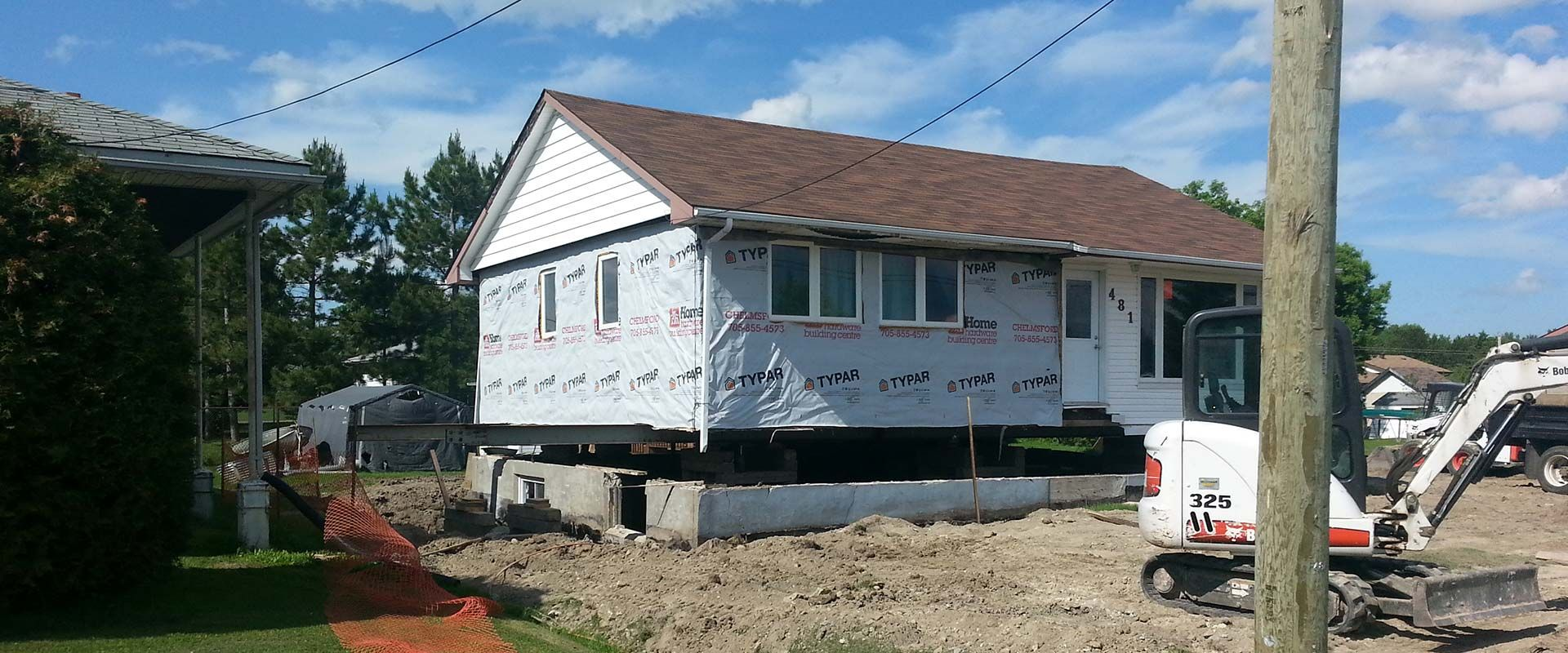 House Raising Sudbury | House Raising | Advanced Construction